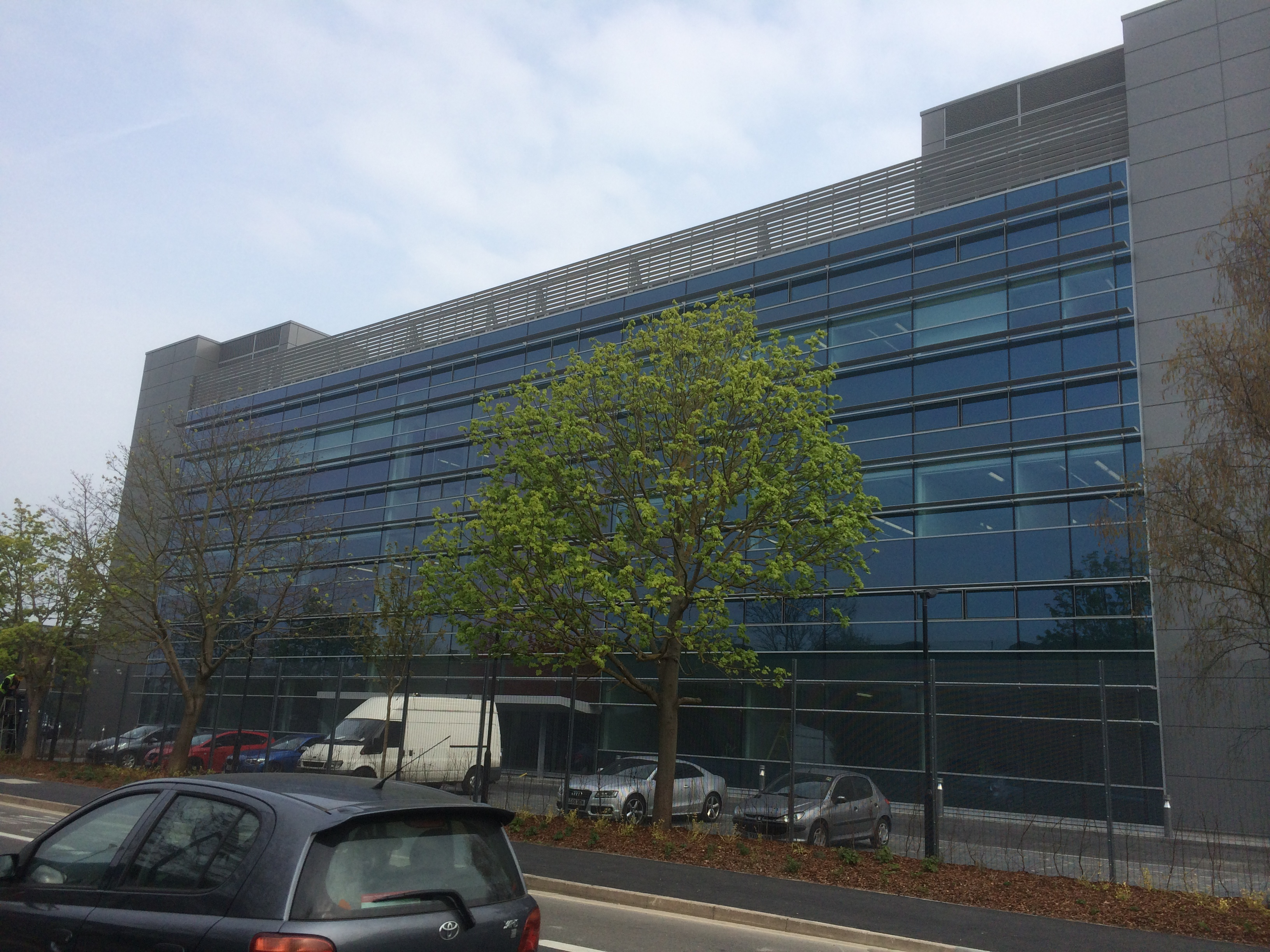 LD6 Data Centre Slough