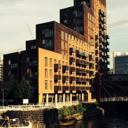 Granary Wharf in Leeds