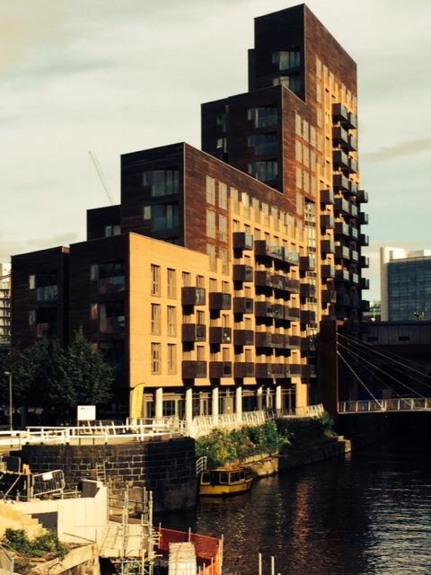 Granary Wharf in Leeds